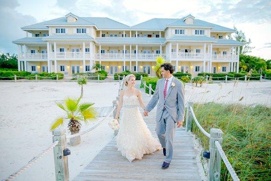 Beach House Turks Caicos Wedding