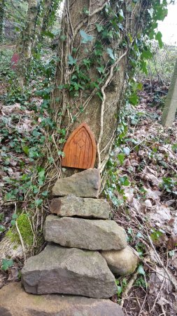 Lough Gur Visitor Centre: One of my many favorite of the fairy homes. Tread lightly!