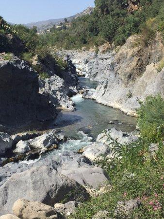 Castiglione di Sicilia, Włochy: agua