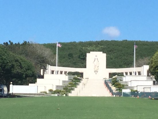 National Memorial Cemetery of the Pacific: photo0.jpg