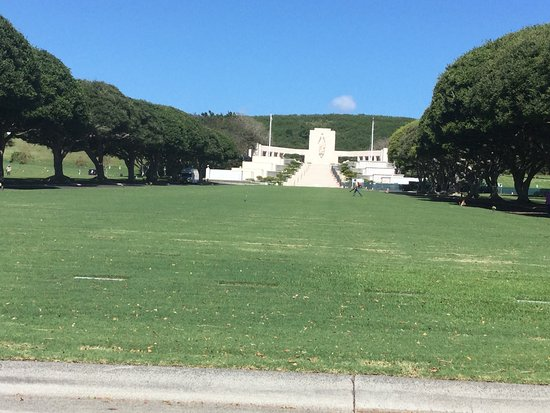 National Memorial Cemetery of the Pacific : photo1.jpg