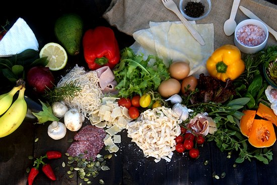 Table View, South Africa: We use the freshest ingredients...