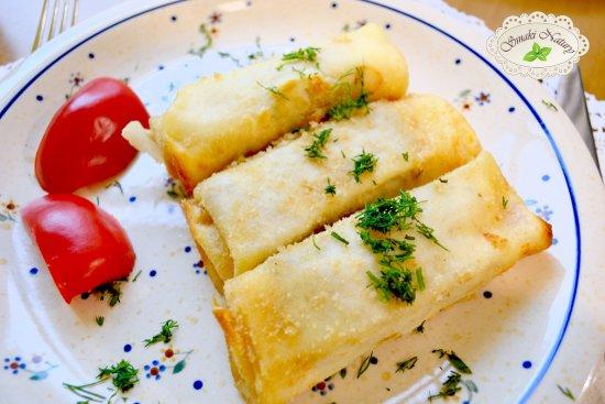 Kowary, Polen: Oprócz tradycyjnego menu polecamy nasze wyroby garmażeryjne na wagę - także krokiety.