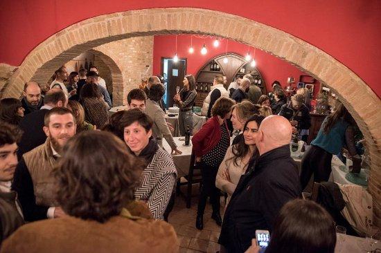 Petrignano, Italy: Ospiti alla serata inaugurale