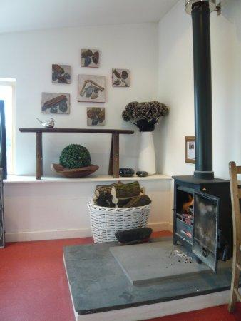 Lutterworth, UK: gallery space