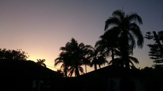 Casa Mango: Sunset
