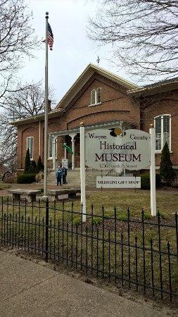 Richmond, IN: Wonderful museum!