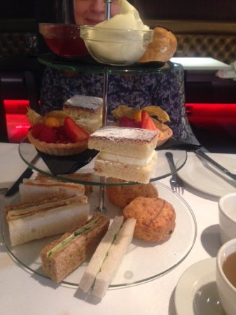 Aylesford, UK: Afternoon Tea