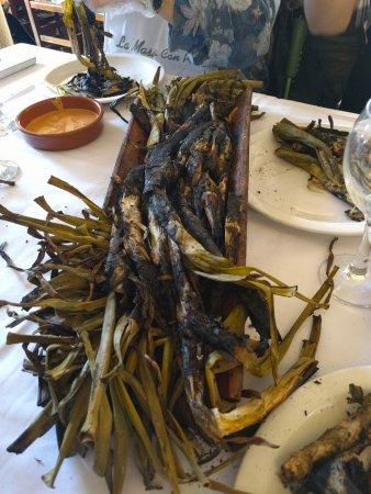 Molins de Rei, Spain: Calçots