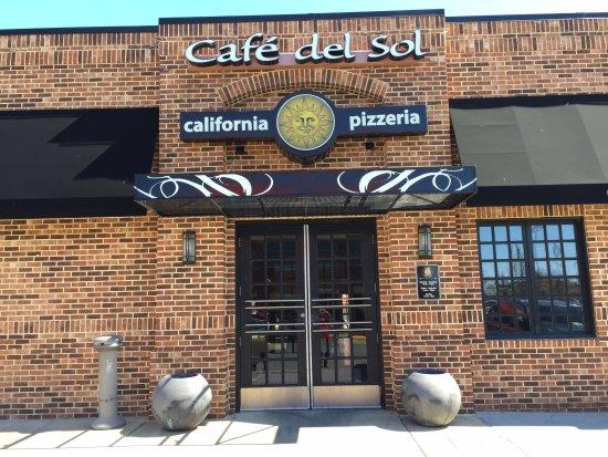 Cafe Del Sol Menu Winchester Va