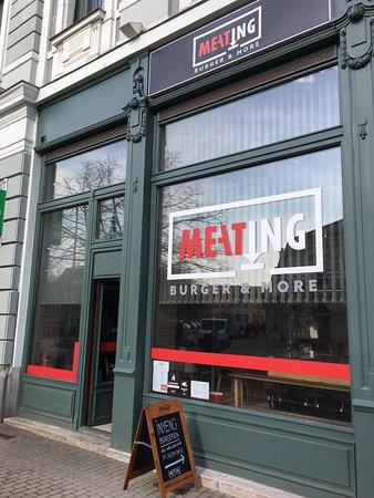 Nyiregyhaza, Hungary: Meating