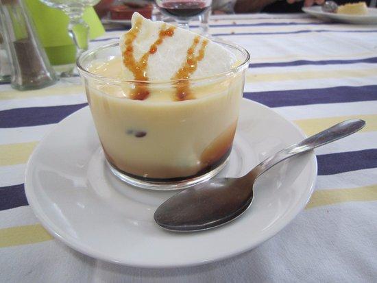 Esterencuby, فرنسا: Dessert