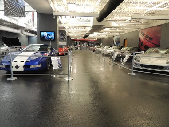 National Corvette Museum: Callaway Corvettes