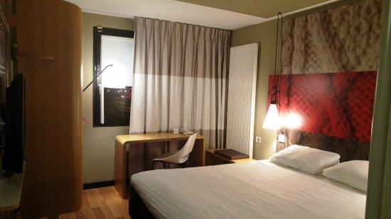 Ibis chalon sur saone europe hotel chalon sur sa ne for Chambre 507 avis