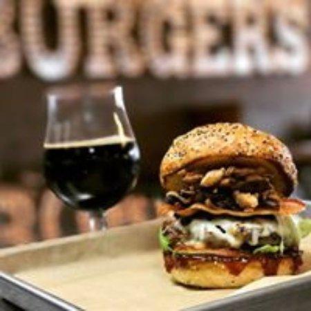 Kearney, NE: Western burger.
