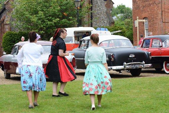Dereham, UK: Vintage Events