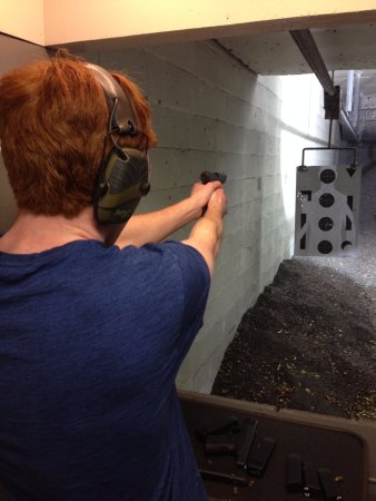 Precision Firearms & Indoor Range
