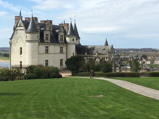 Amboise, France: Vue sur le Château