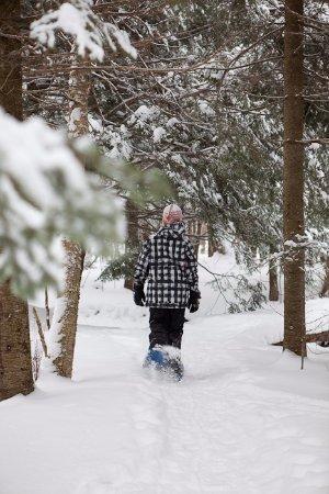 Eastman, Canadá: Raquettes