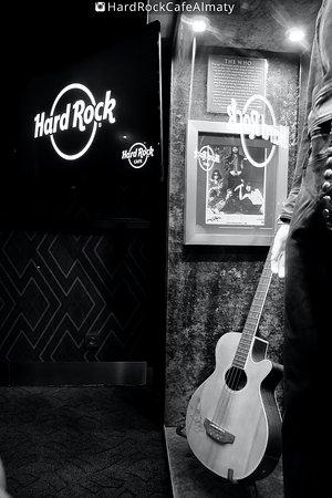 Hard Rock Cafe: Memorabilias