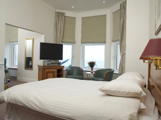 Regency Hotel: Luxury Sea Facing Double Room