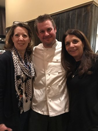 Chadds Ford, PA: The awesome sauce CHEF