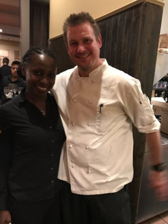Chadds Ford, PA: Nyema and CHEF!