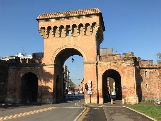 Porta saragozza bologna italy updated 2018 top tips - Piazza di porta saragozza bologna ...