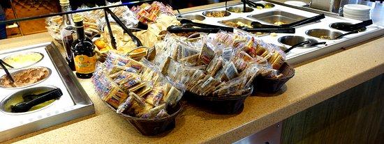 Hoover, AL: Awesome cracker presentation