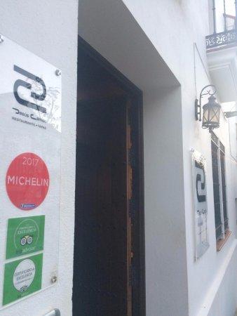 Restaurante Tapas Jesus Carrion: portada