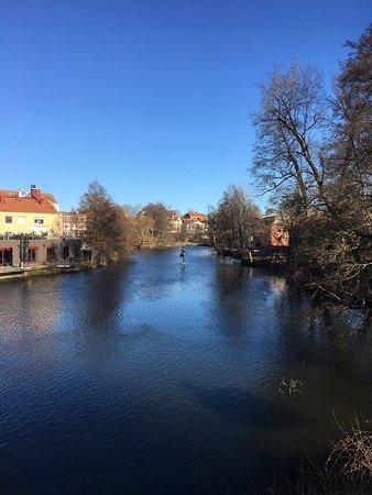 Nyköping, İsveç: Maaliskuussa