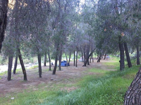 Azusa, CA: Campground