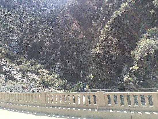 Azusa, CA: Bridge