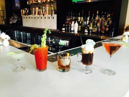 Columbia, MD: Happy Hour is Tuesday-Friday from 4pm-7pm in the bar area.