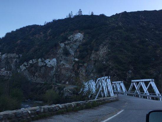 Azusa, CA: Road