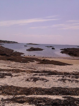 Boothbay Harbor, ME: Gorgeous views!