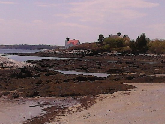 Boothbay Harbor, ME: Scenic little cove!