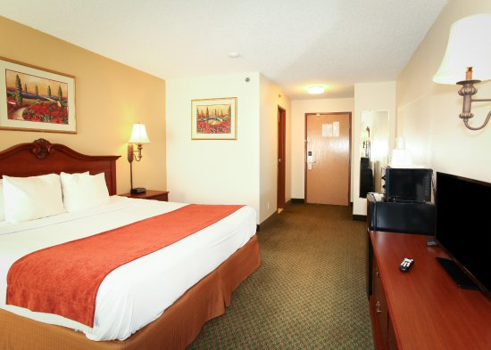Fairview Heights, IL: One King Bed