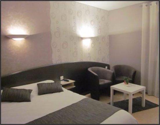 Hotel Restaurant Seyvet Bourg Les Valence