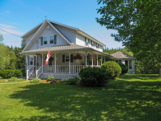 Murray Harbour, Kanada: Country Charm B&B Main House