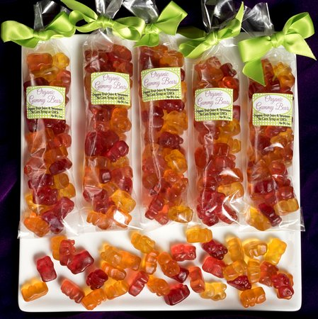 Port Washington, WI: Organic gummy treats