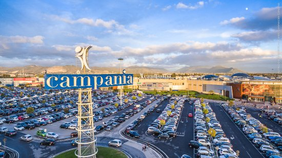 Centro Commerciale Campania (Marcianise) - All You Need to Know ...