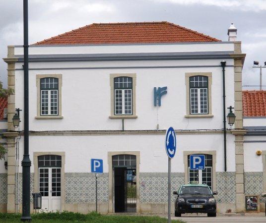 Portimao Railway Station