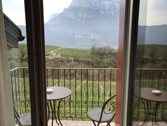 Lavis, Italien: balcone