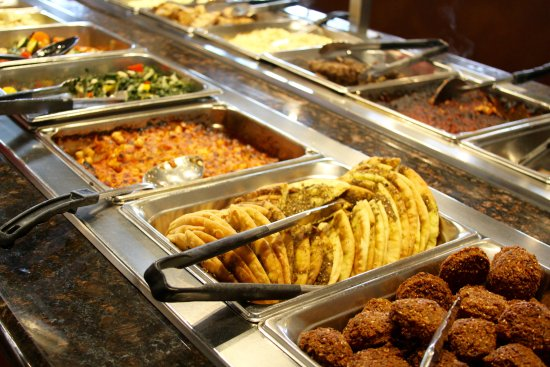 Irving, TX: Lunch Buffet