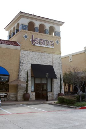 Terra Mediterranean in Irving