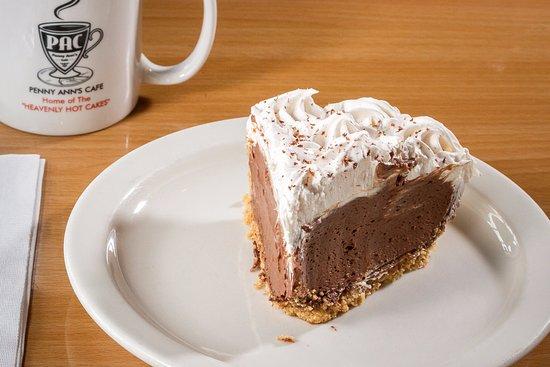 Draper, UT: Chocolate Mousse Pie