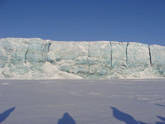 Longyearbyen, Norge: Glaciers