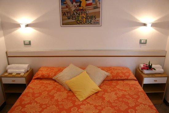 Residenza Le Rose: Camera da letto