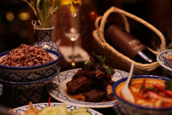 Baan Thai Ballsbridge: Dinner at Baan Thai